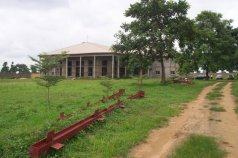 Gwagwalada Formation House under construction
