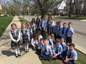 00 Holy Name 1st Graders