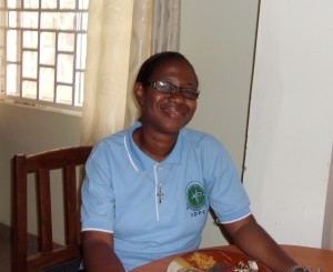 Sr. Jane Nwachukwu